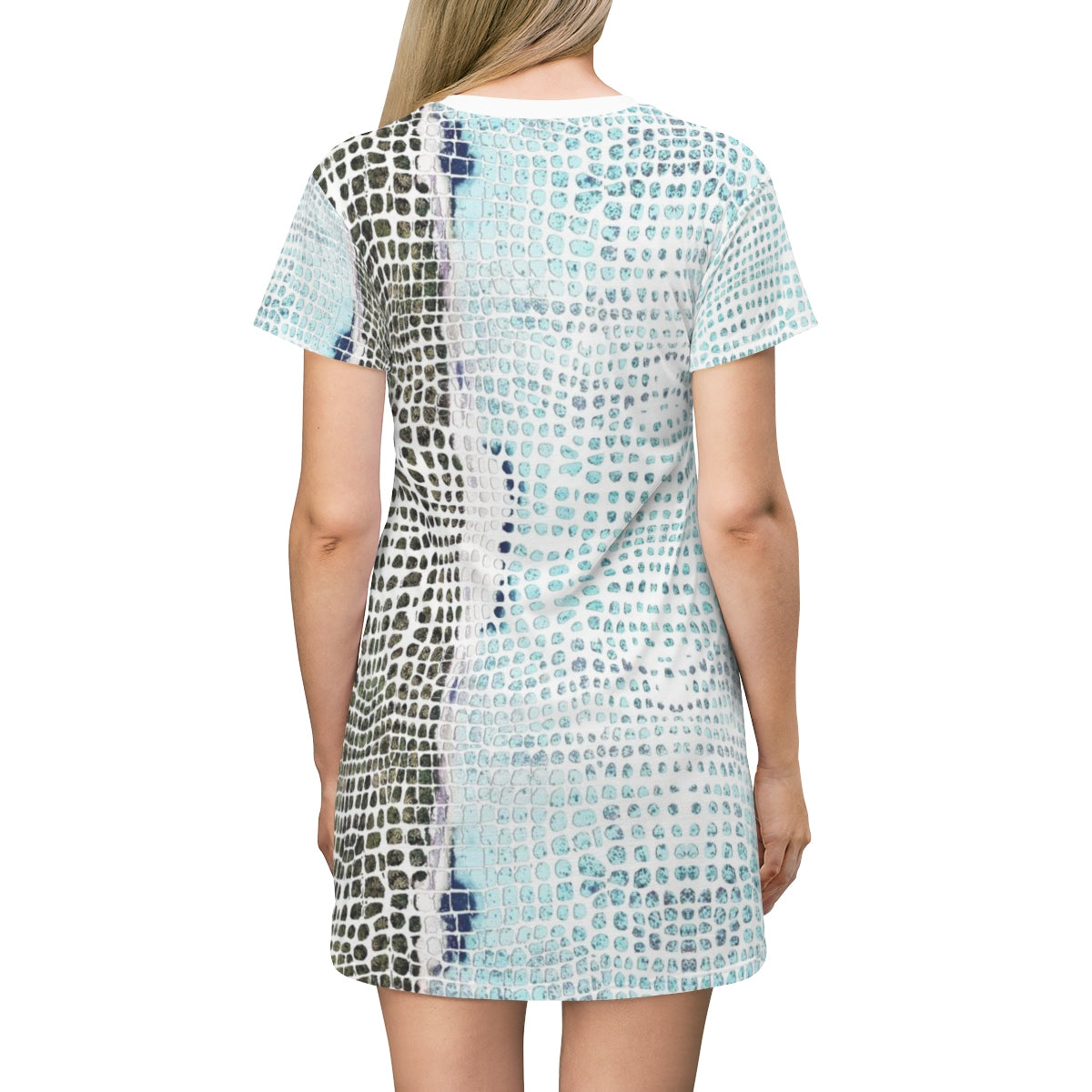 Fiji Islands #0004 (T-shirt Dress)