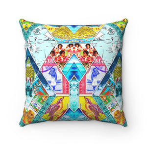 Vinaka Square Pillow