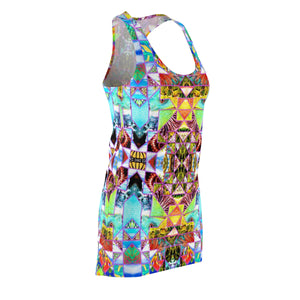Fiji Islands #0001 (Racerback Dress)