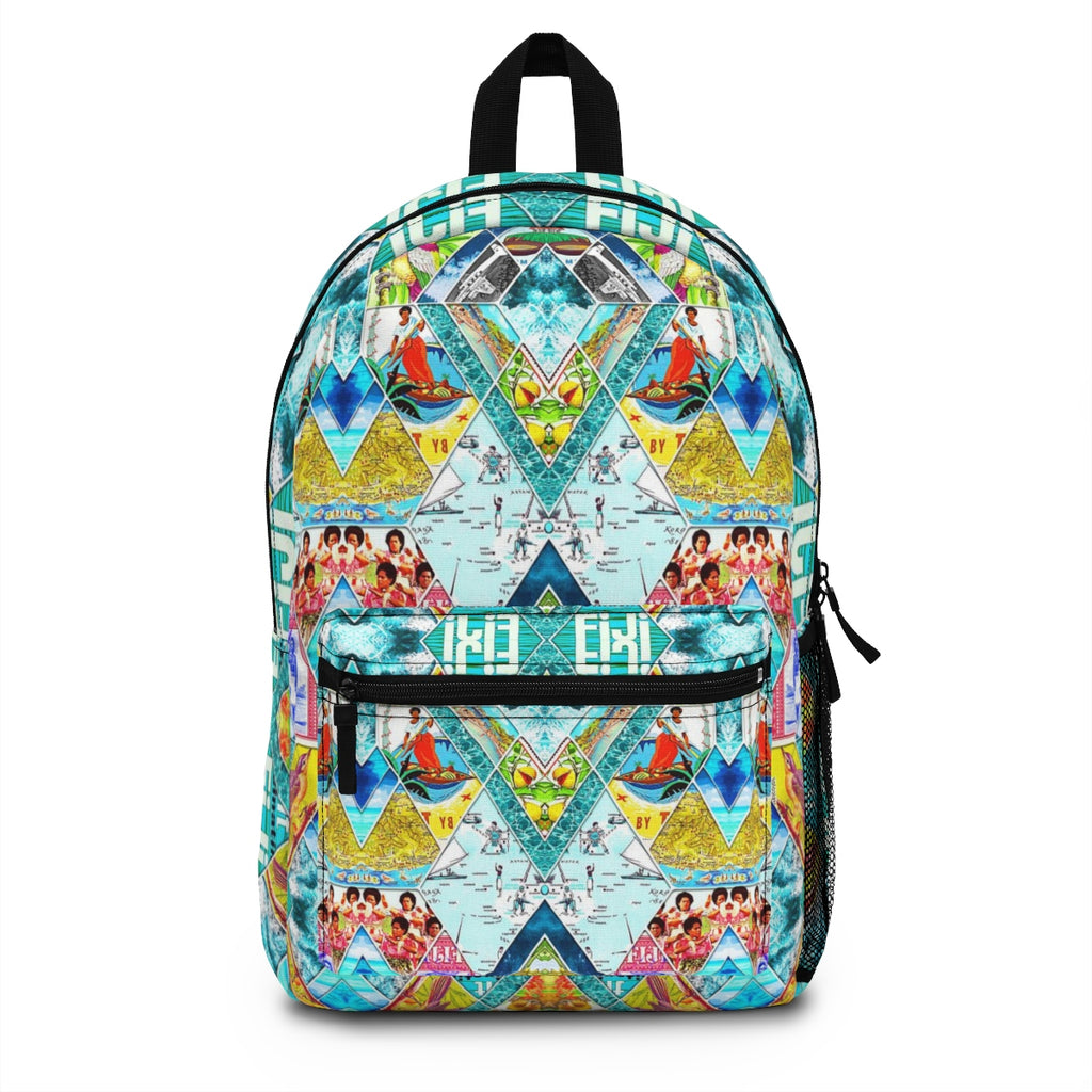 Fiji Islands #0008 (Backpack)