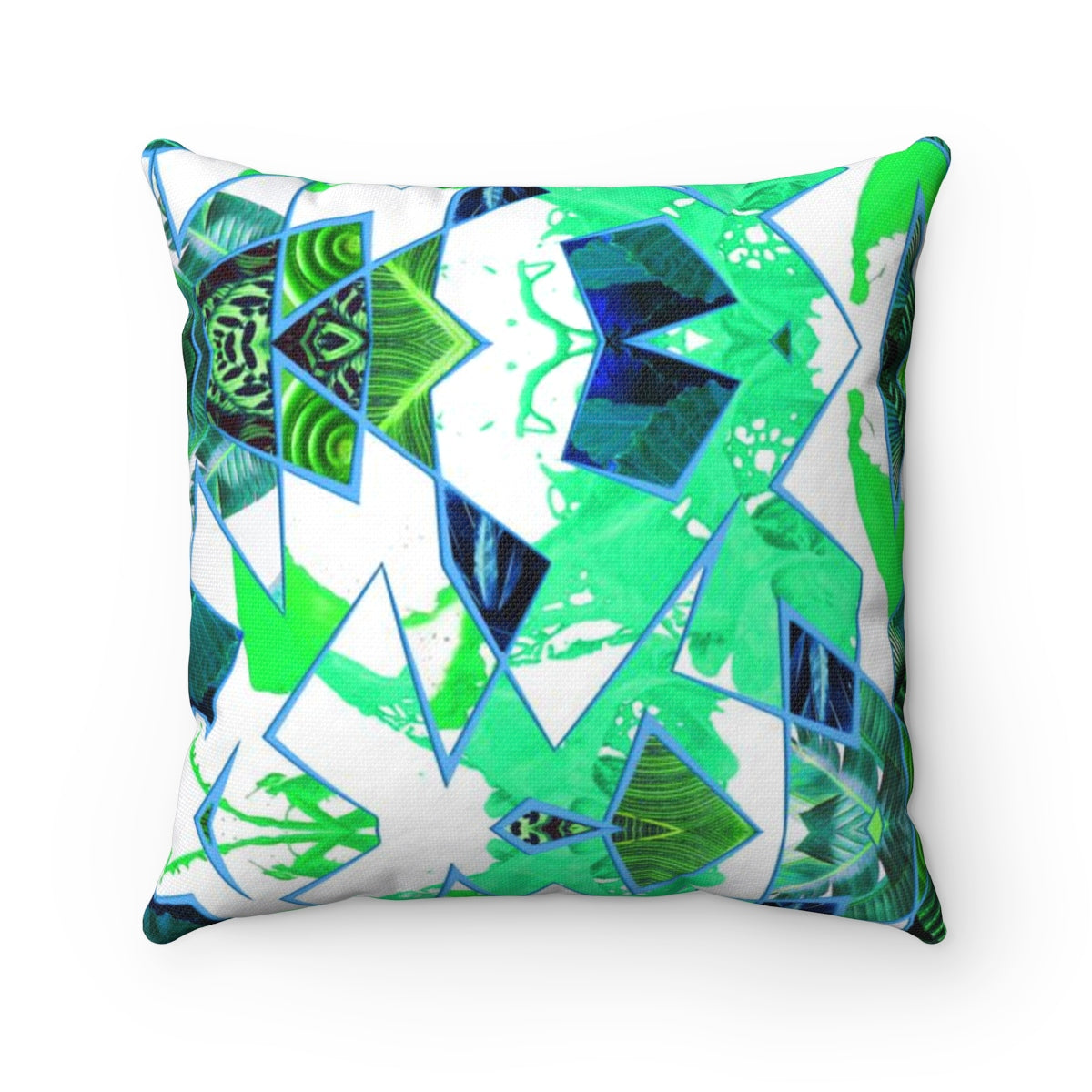 Tropical Square Pillow