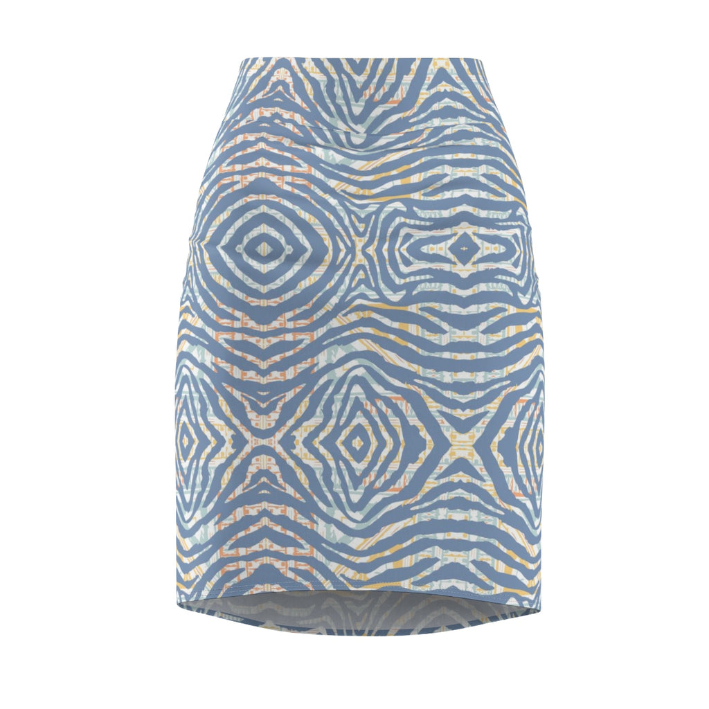 Fiji Islands #0008 (High Waist Skirt)
