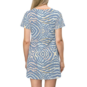 Fiji Islands #0005 (T-shirt Dress)