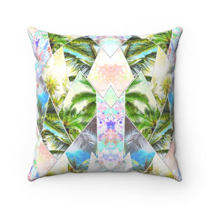 Fiji Sky Square Pillow