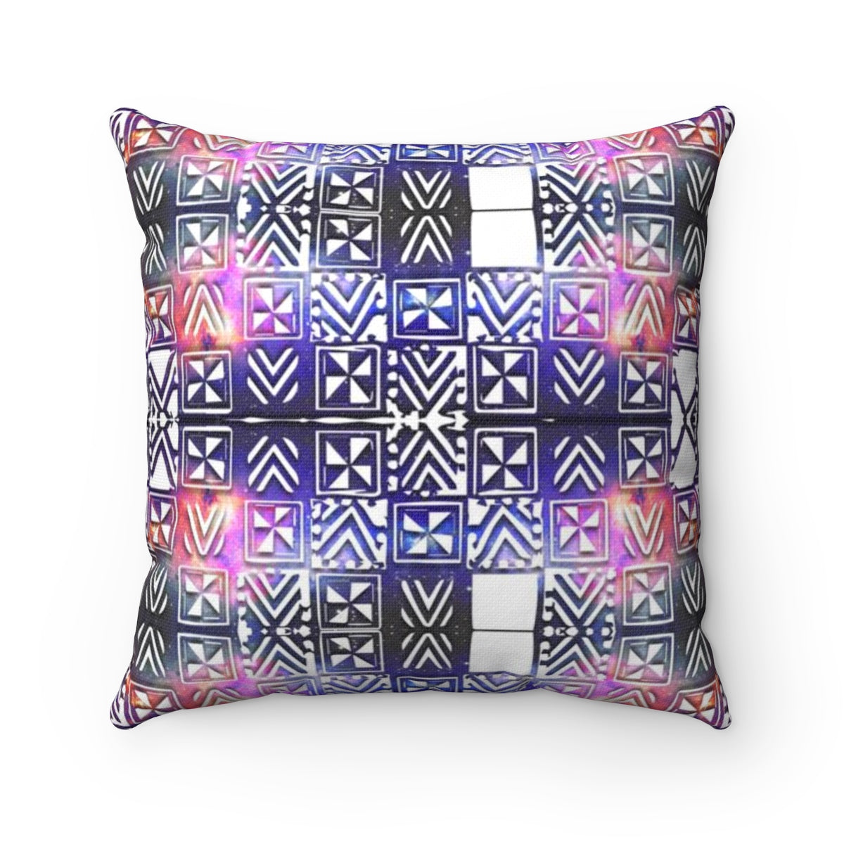 Fiji Islands Universe Square Pillow