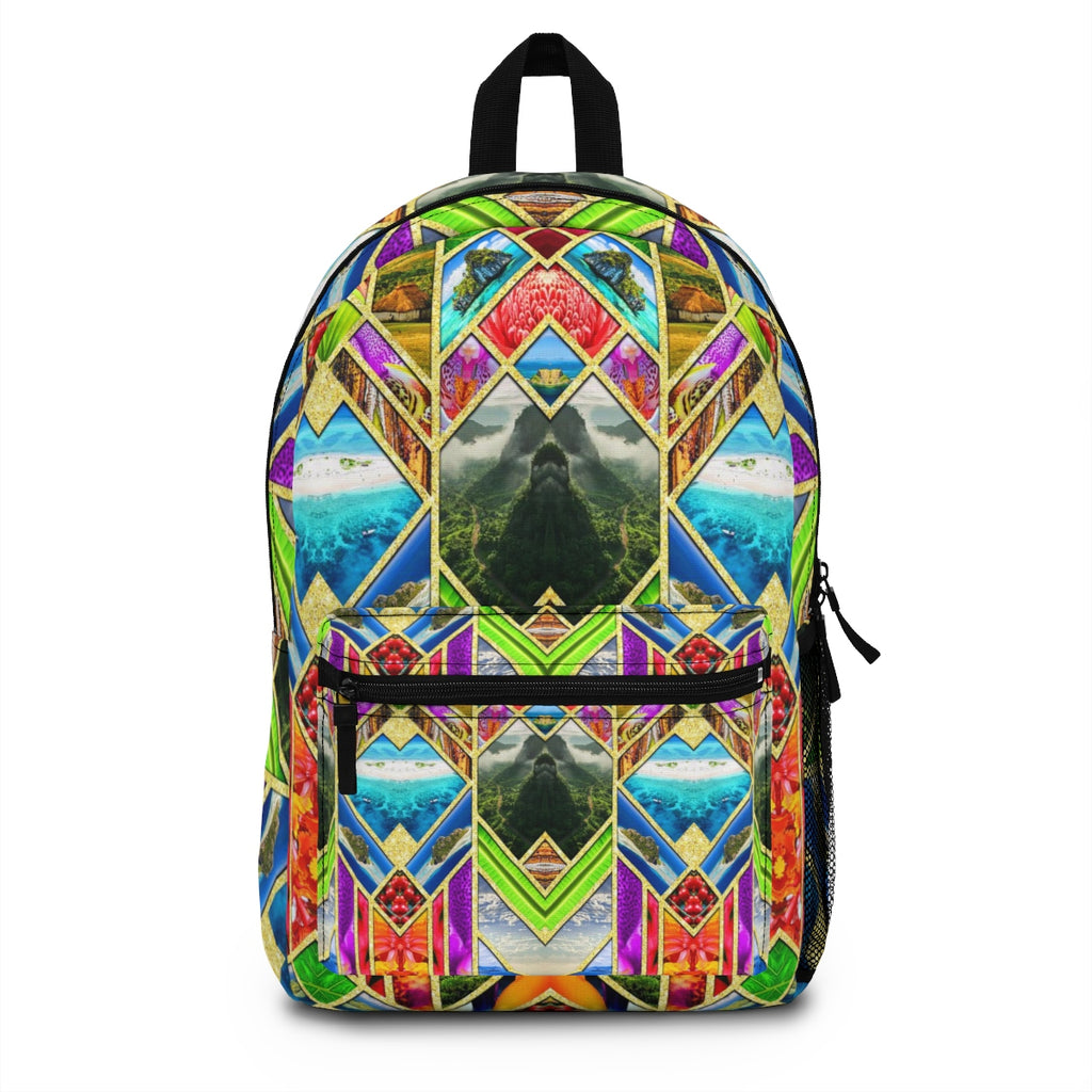 Fiji Islands #0013 (Backpack)