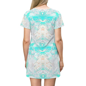 Fiji Islands #0007 (T-shirt Dress)