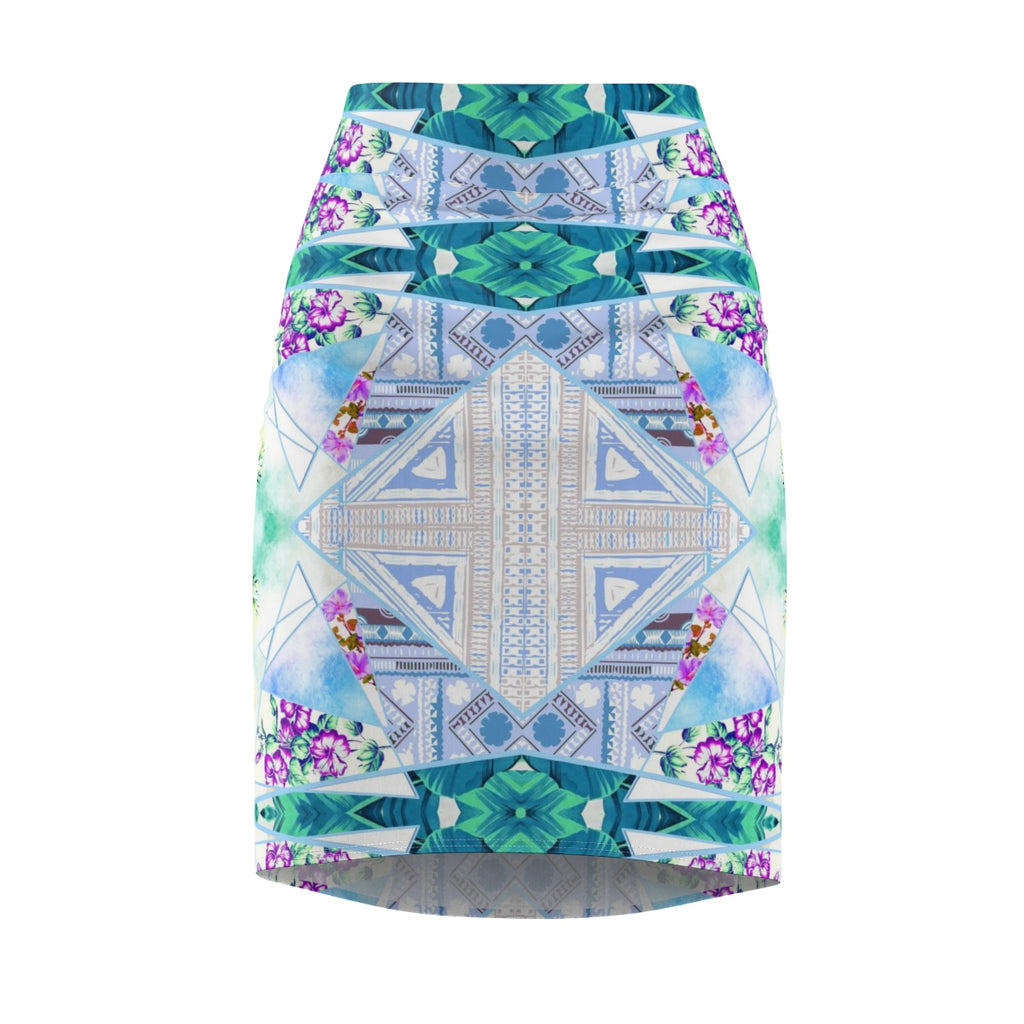 Fiji Islands #0002 (High Waist Skirt)