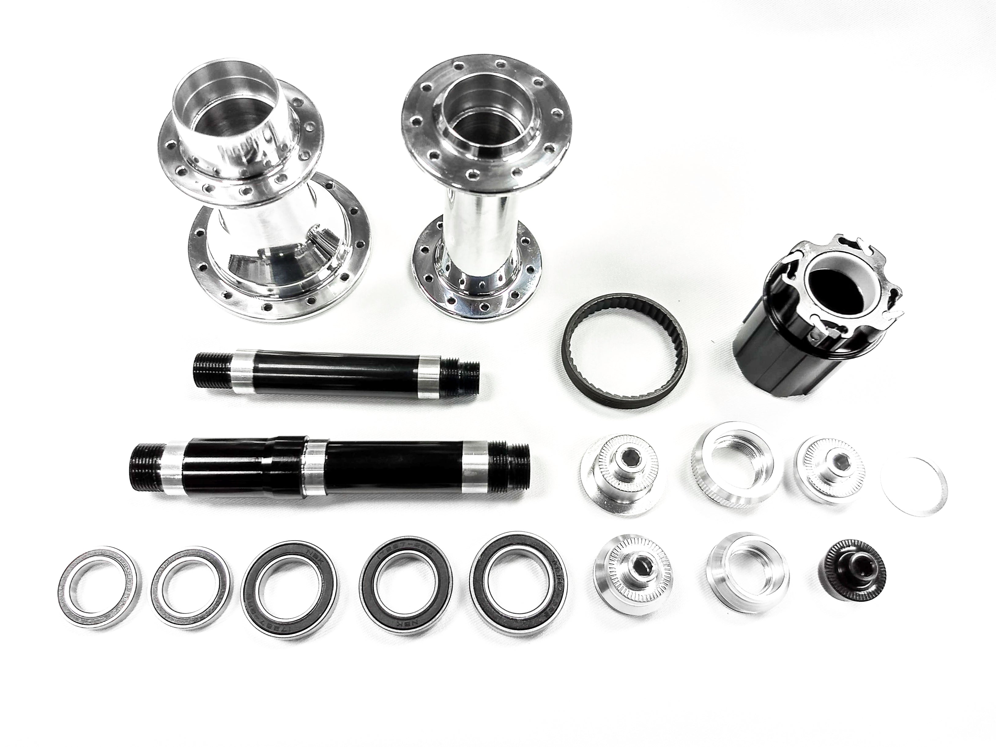 Hubs Bearings Components