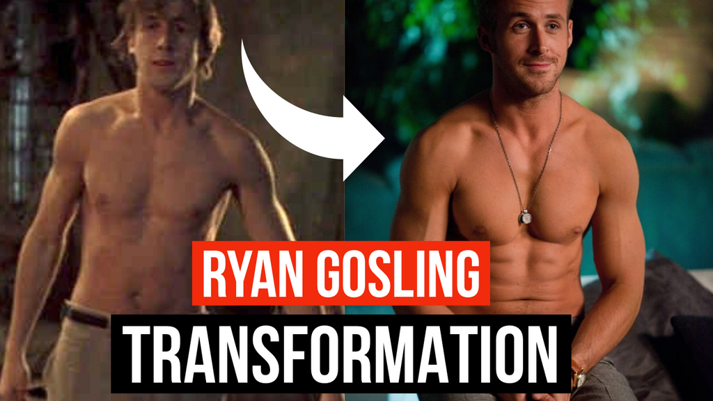 Ryan Gosling Body Transformation