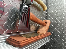 Load image into Gallery viewer, Thin red line axe  firefighter award.
