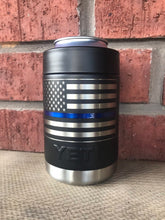Load image into Gallery viewer, Pre-Coated YETI 12oz Colster with laser engraved monogram or image