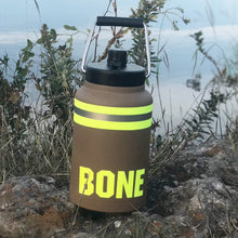 Load image into Gallery viewer, Half Gallon or Gallon RTIC Bunker Gear Jug  #bunkercup Bunker cup