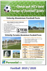 Perennial Football catalogue 2019 - 2020