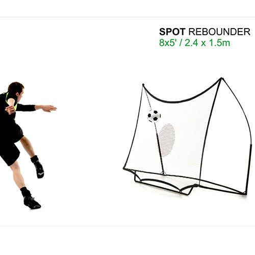 QuickPlay 2 in 1 Kickster Combo Goal and Rebounder