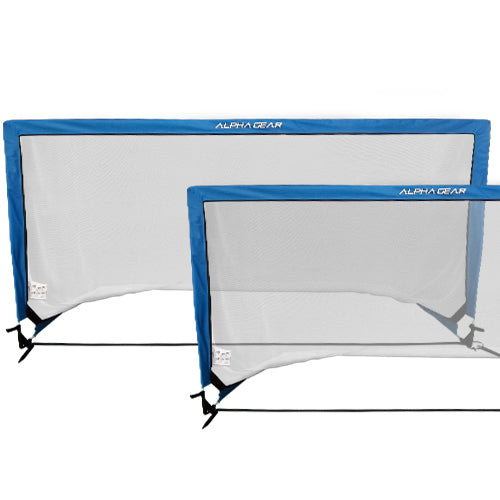 Alpha Square Pop Up Goals