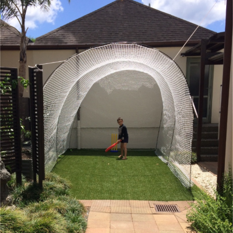 5m Cricket Tunnel Net