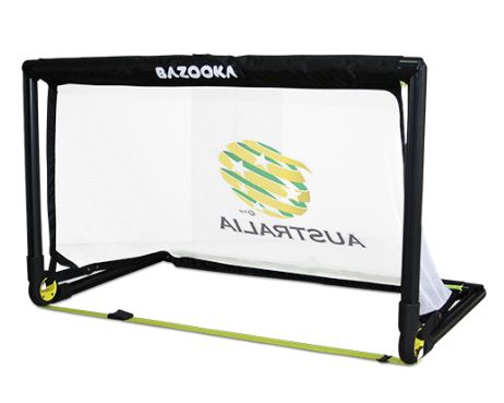 Bazooka Goal customised net