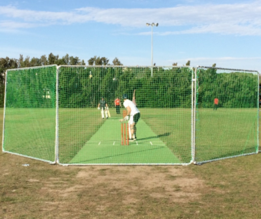 Portable net panels