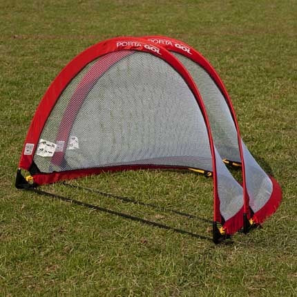 Pro Gol Pop Up Football Goal round