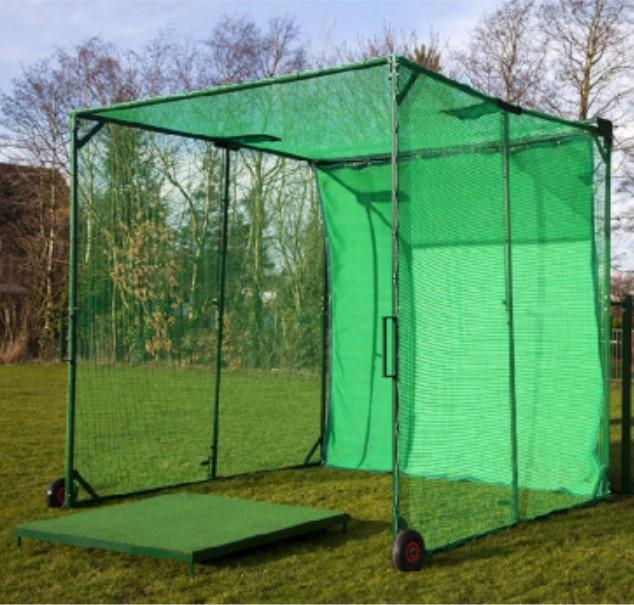 Folding Golf Practice Cage