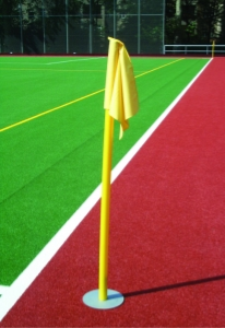 Hockey Corner Flags
