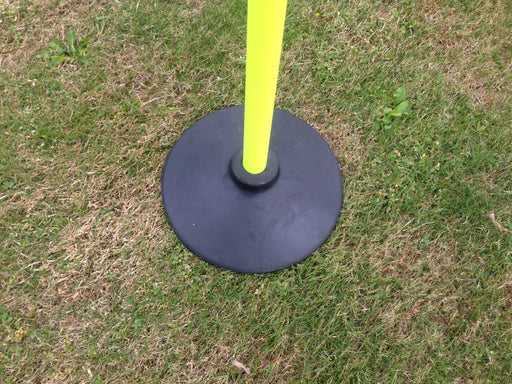 Corner Flag with rubber base for artificial and indoor fields