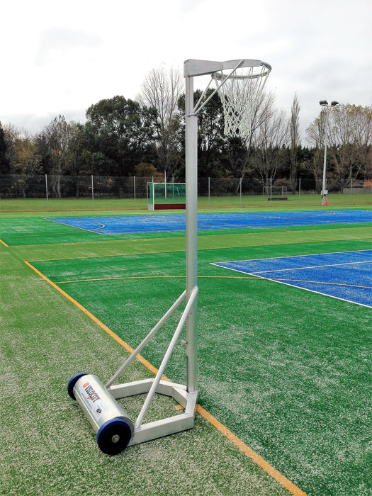 Portable, Adjustable Netball Goal