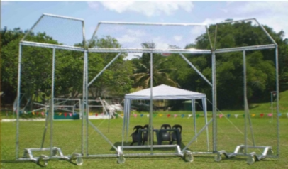 Mobile Backstop
