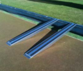 Aluminium Mower Ramps