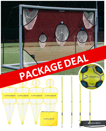 Ultimate Backyard Goal Package
