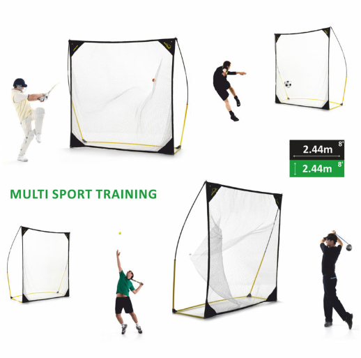 Quick-Hit Target Net - Golf & Cricket