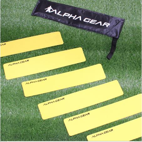 Alpha Rubber Line Markers 6pk