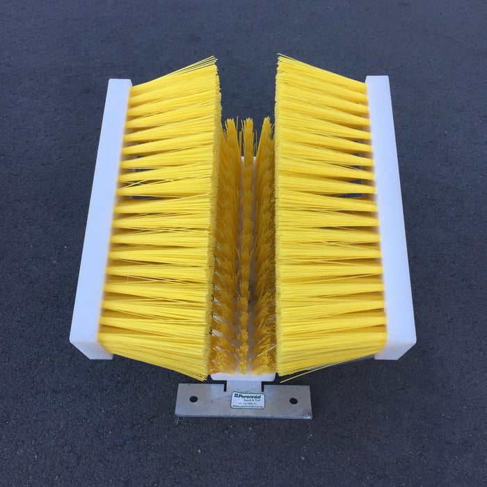 Shoe Brush yellow