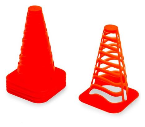 Alpha Slotted Cones
