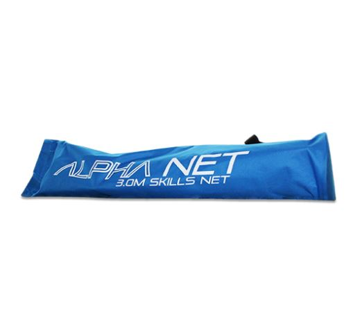 Alpha Soccer Tennis Net 3m all surface base with carry bag