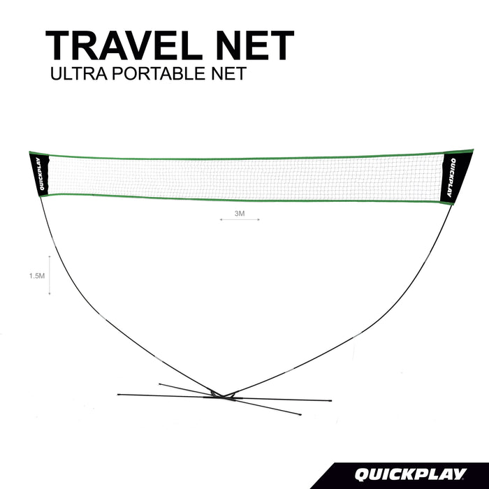 Badminton Travel Net