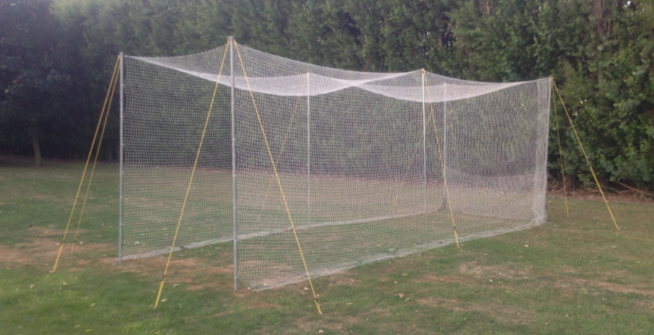 Temporary Batting Cages