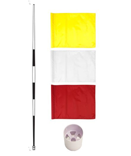 Tournament Flag Pole Set