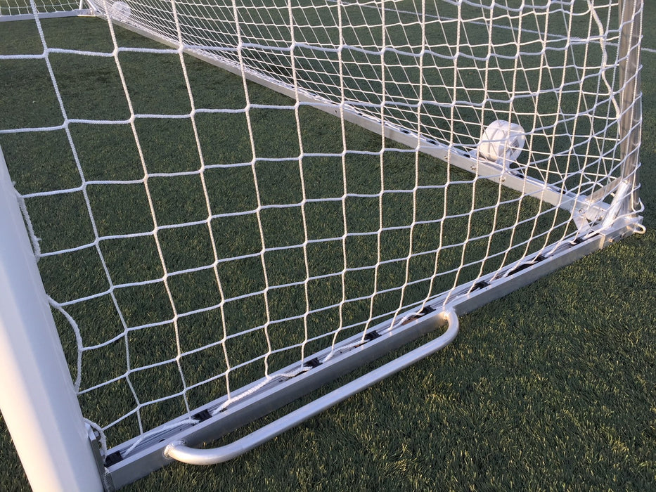 Velocity Portable Aluminium Football Posts handles