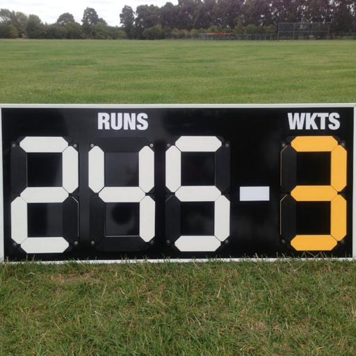 Junior Cricket Scoreboard