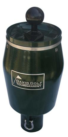 Tournament Ball Washer black