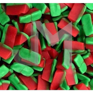 Jelly Molly Watermelon Slices – 1KG Packet