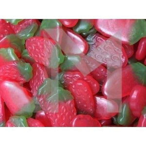 Jelly Molly Strawberry Jellies – 1 KG Packet