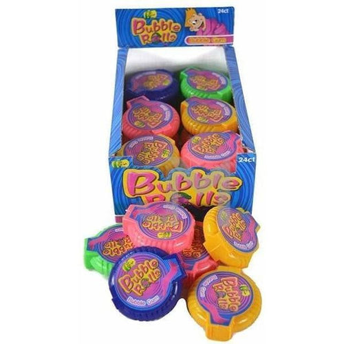 Bubble Rolls Mixed Flavours (Halal)