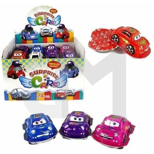Kids Surprise Cars Egg Collection