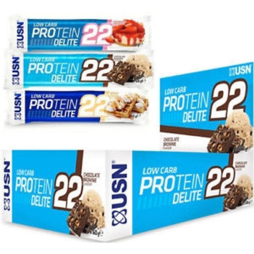 USN Low Carb Protein Delite Bars