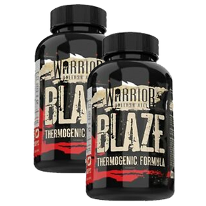 Warrior Blaze 90ct 2 Tub Deal