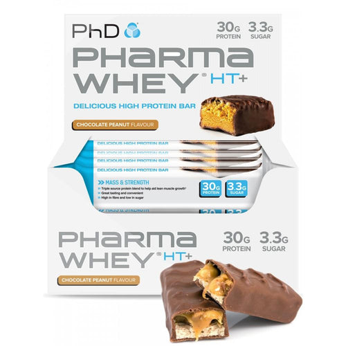PhD Nutrition Pharma Whey HT+ Bar