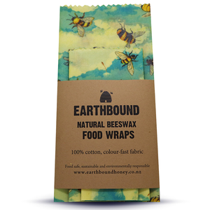 Natural Beeswax Food Wraps